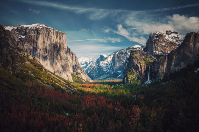 Yosemite Valley - Rondreis California & West USA | US Travel