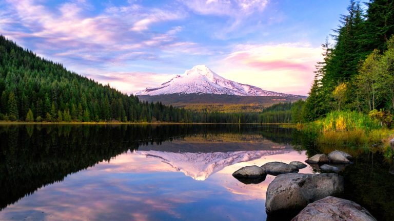 Mount Hood - Rondreis New York & East Coast | US Travel