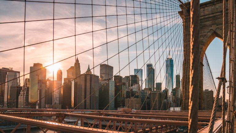 Brooklyn Bridge, New York- Rondreis New York & East Coast | US Travel