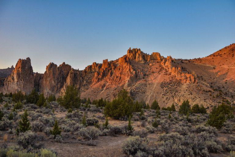 Smith Rock State Park - Rondreis California & West USA | US Travel