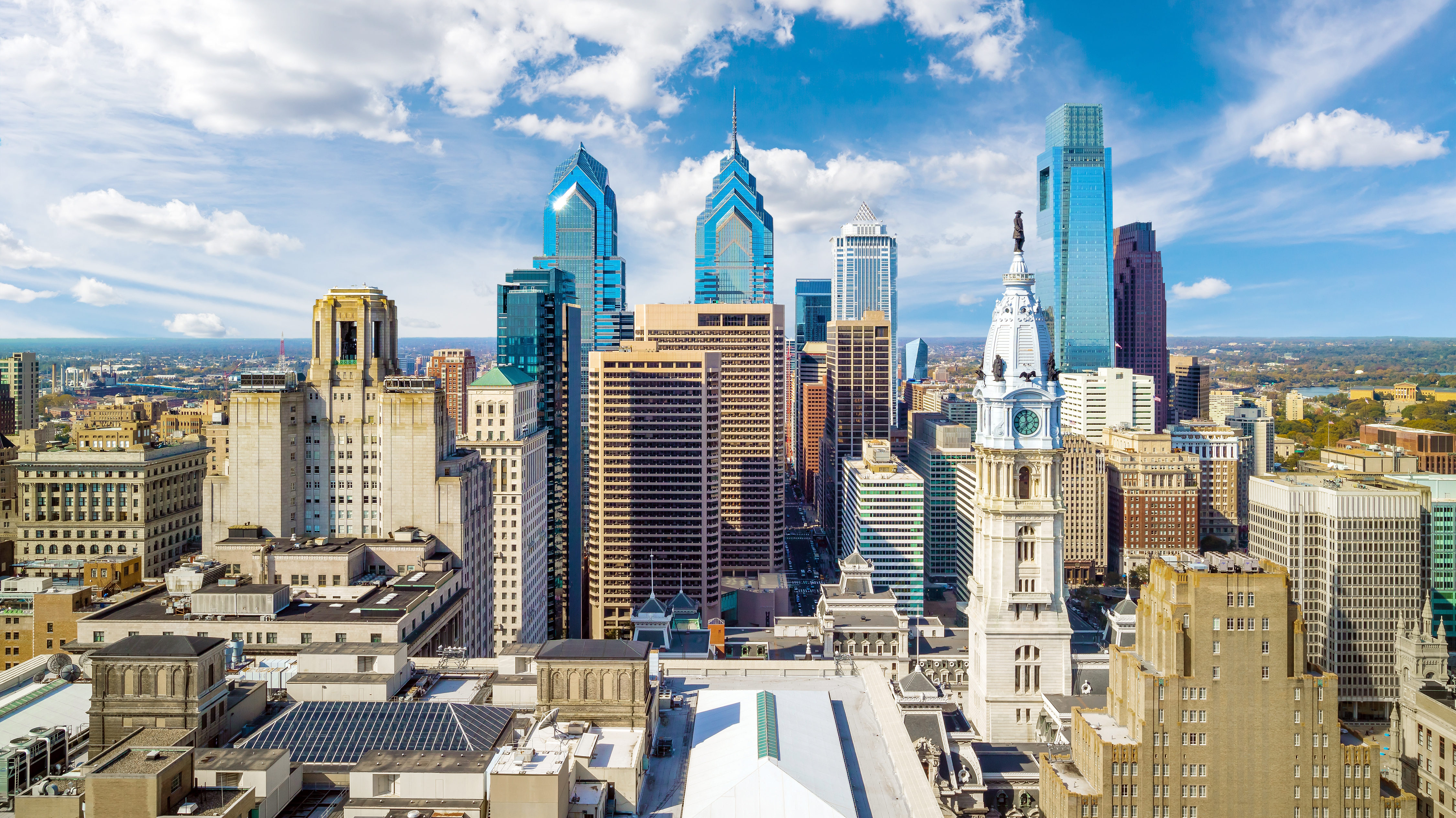 Philadelphia - Treinreis Amerikaanse steden langs de Oostkust | US Travel