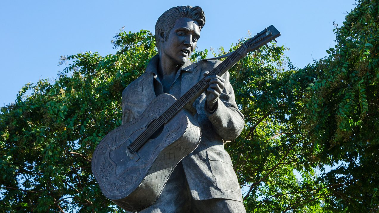 Elvis - In de voetsporen van Elvis Presley en Johhny Cash | US Travel
